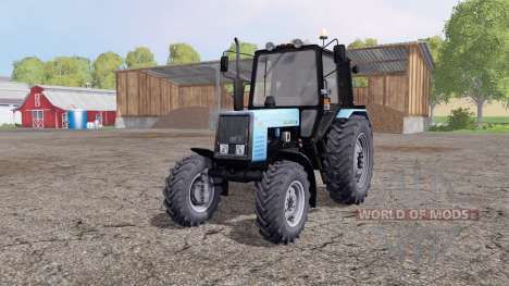 МТЗ 1025 Беларус v1.3 для Farming Simulator 2015