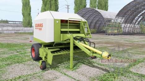 CLAAS Rollant 250 RotoCut v2.3 для Farming Simulator 2017