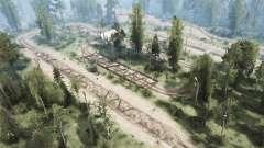 AWD trails для MudRunner