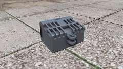 Steyr front weight для Farming Simulator 2017