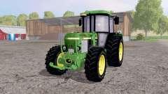 John Deere 3650 front loader для Farming Simulator 2015