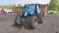 New Holland Т8.320 для Farming Simulator 2015