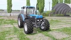 New Holland 8340 v3.0 для Farming Simulator 2017