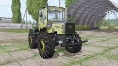 Mercedes-Benz Trac 900 Turbo by Röbi Modding для Farming Simulator 2017