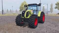 CLAAS Axion 950 green для Farming Simulator 2013