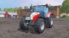 Steyr 6130 CVT EcoTech для Farming Simulator 2015
