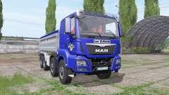 MAN TGS 35.440 8x8 Meiller 2012