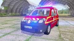 Renault Kangoo Extrem 2013 Sapeurs-Pompiers