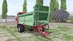 Strautmann MS 1201 v2.2 для Farming Simulator 2017