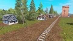 Canadian National v5.0 для Farming Simulator 2017