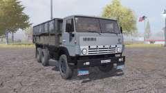 КамАЗ 55102 v2.0 для Farming Simulator 2013
