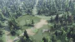 Деревня Призрак