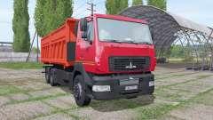 МАЗ 6501В9-470-031