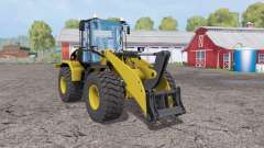 Caterpillar 924G для Farming Simulator 2015