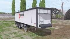 Kroger Agroliner SRB3-35 v1.0.0.3 для Farming Simulator 2017