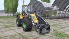 JCB 435S edit Homi для Farming Simulator 2017