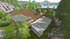Newbie Farm v2.0 для Farming Simulator 2017