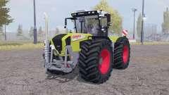 CLAAS Xerion 3800 Trac VC для Farming Simulator 2013