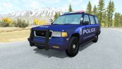 Gavril Roamer Belasco Police v1.1 для BeamNG Drive