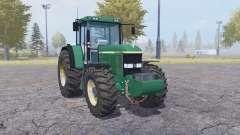 John Deere 7810 weight для Farming Simulator 2013