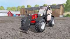 Massey Ferguson 9407 для Farming Simulator 2015