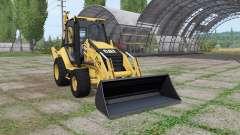 Caterpillar 420F IT для Farming Simulator 2017