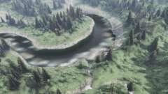 Горные ручьи