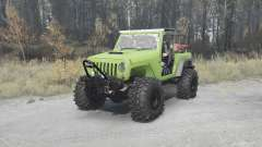 Jeep Wrangler Rubicon (JK) для MudRunner