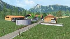 Bergmoor v0.9 для Farming Simulator 2015