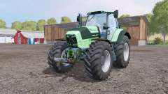 Deutz-Fahr Agrotrоn 7250 TTV для Farming Simulator 2015
