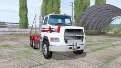 Ford LTA 9000 Aeromax для Farming Simulator 2017