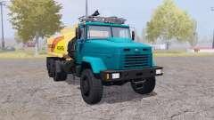 КрАЗ 6322 Огнеопасно