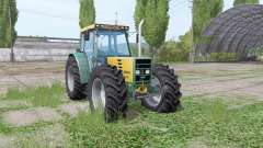 Buhrer 6135 A для Farming Simulator 2017