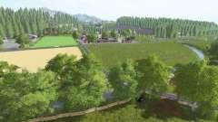 Woodshire v1.1 для Farming Simulator 2017