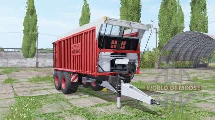Fliegl ASW 271 ALU-TEC v1.4.1 для Farming Simulator 2017