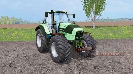 Deutz-Fahr Agrotron 7250 ТTV для Farming Simulator 2015