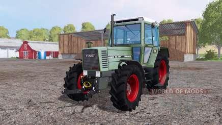 Fendt Farmer 312 LSA Turbomatik для Farming Simulator 2015