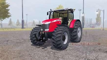 Massey Fergusоn 8690 для Farming Simulator 2013