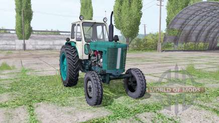 ЮМЗ 6Л v1.0.1 для Farming Simulator 2017
