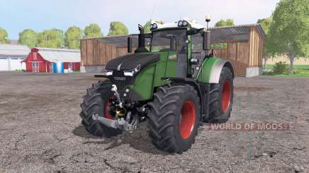 Fendt 1050 Vario S4 для Farming Simulator 2015