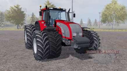 Valtra T162 twin wheels для Farming Simulator 2013