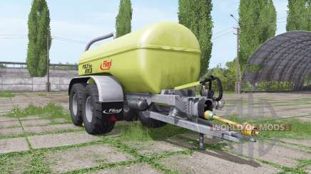 Fliegl Poly Line 18.500 v1.3 для Farming Simulator 2017