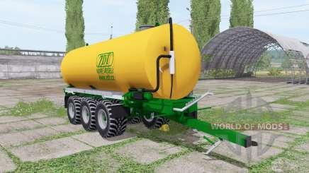 ZDT NTF 18 для Farming Simulator 2017