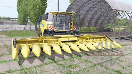 New Holland CR10.90 RowTrac pack fix для Farming Simulator 2017
