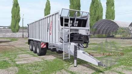 Fliegl Gigant ASW 3101 trailer hitch для Farming Simulator 2017