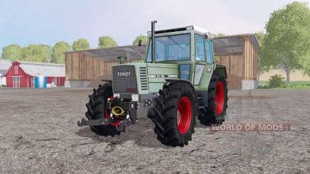 Fendt Farmer 311 LSA Turbomatik для Farming Simulator 2015