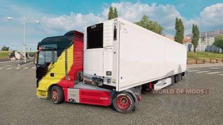Krone Cool Liner Duoplex для Euro Truck Simulator 2