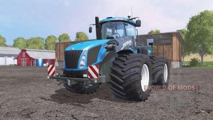 New Holland T9.565 SuperStreet для Farming Simulator 2015