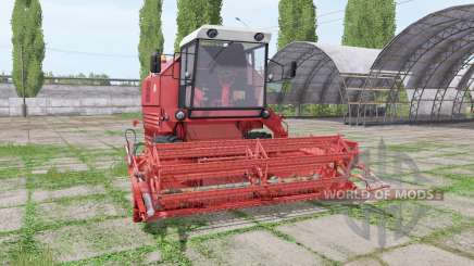 Bizon Rekord Z058 v2.0 для Farming Simulator 2017