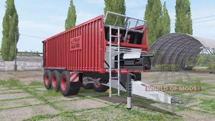 Fliegl ASW 381 ALU-TEC для Farming Simulator 2017